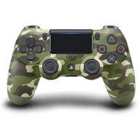 Manette PS4 Sony Dualshock Green Camo V2