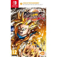 Dragon Ball Fighter Z Code in a Box Nintendo Switch