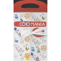 Colomania - Rot, m. 24 Buntstiften