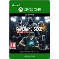 Code de t�l�chargement Tom Clancy's Rainbow 6 Siege: Deluxe Xbox One