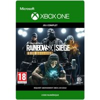 Code de t�l�chargement Tom Clancy's Rainbow 6 Siege: Year 4 Gold Xbox One