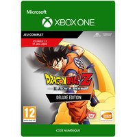 Code de t�l�chargement Dragon Ball Z : Kakarot Deluxe Edition Xbox One
