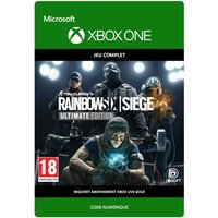 Code de t�l�chargement Tom Clancy's Rainbow 6 Siege: Year 4 Ultimate Xbox One