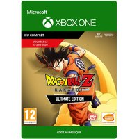 Code de t�l�chargement Dragon Ball Z : Kakarot Ultimate Edition Xbox One