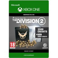 Code de t�l�chargement Tom Clancy's The Division 2 4100 Premium Credits Pack Xbox One
