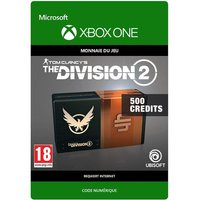 Code de t�l�chargement Tom Clancy's The Division 2: 500 Premium Credits Pack Xbox One