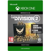 Code de t�l�chargement Tom Clancy's The Division 2: 6500 Premium Credits Pack Xbox One