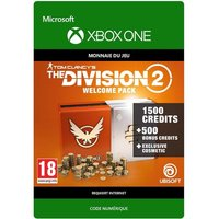 Code de t�l�chargement Tom Clancy's The Division 2: Welcome Pack Xbox One