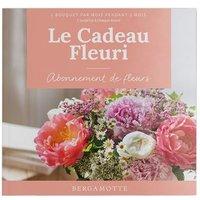 Coffret cadeau Bergamotte Abonnement Fleurs