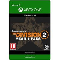 Code de t�l�chargement Tom Clancy's The Division 2: Year 1 Pass Xbox One