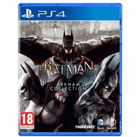 Batman : Arkham Collection PS4