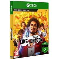 Yakuza 7: Like a Dragon Edition Limit�e Xbox One