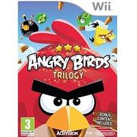 Angry Birds Trilogy Wii - Nintendo Wii