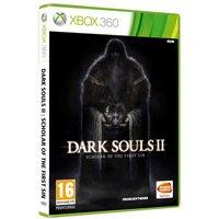 Dark Souls II Scholar of the First Sin Xbox 360