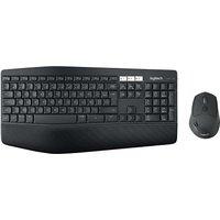 Ensemble clavier et souris sans fil Logitech MK850 Performance Black