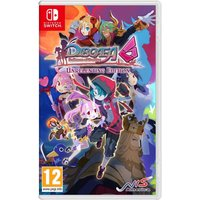 Disgaea 6: Defiance Of Destiny Nintendo Switch