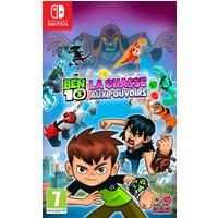 Ben 10 : La Chasse aux Pouvoirs Nintendo Switch