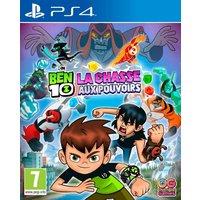Ben 10 : La Chasse aux Pouvoirs PS4