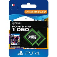 Code de t�l�chargement FIFA 21 Ultimate Team 1050 Points Playstation
