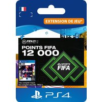 Code de t�l�chargement FIFA 21 Ultimate Team 12000 Points Playstation