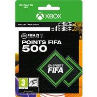 Code de t�l�chargement FIFA 21 Ultimate Team 500 Points Xbox