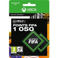 Code de t�l�chargement FIFA 21 Ultimate Team 1050 Points Xbox