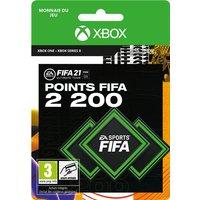 Code de t�l�chargement FIFA 21 Ultimate Team 2200 Points Xbox
