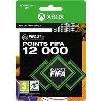 Code de t�l�chargement FIFA 21 Ultimate Team 12000 Points Xbox