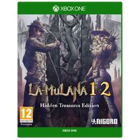 La Mulana 1 et 2 Hidden Treasures Xbox One