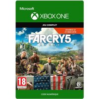 Code de t�l�chargement Far Cry 5 Xbox One