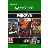 Code de t�l�chargement Far Cry 5 Season Pass�Xbox One
