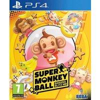 Super Monkey Ball Banana Blitz HD PS4