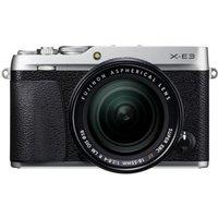 Hybride Fujifilm X-E3 Argent + Objectif XF 18-55 mm (16558724)