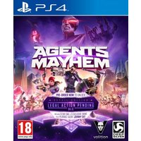 Agents of Mayhem Edition Sp�ciale PS4