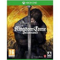 Xbox One - Kingdom Come Deliverance Day Edition (F) Box