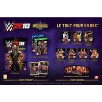 WWE 2k18 Wrestlemania Xbox One