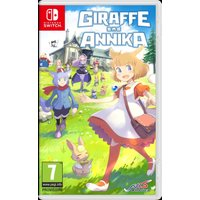 Giraffe and Annika Musical Mayhem edition Nintendo Switch