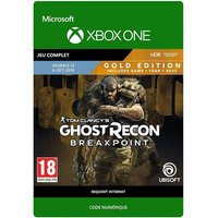 Code de t�l�chargement Tom Clancy?s Ghost Recon Breakpoint Edition Gold Xbox One