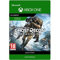 Code de t�l�chargement Tom Clancy?s Ghost Recon Breakpoint Xbox One