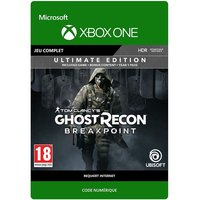 Code de t�l�chargement Tom Clancy?s Ghost Recon Breakpoint Ultimate Edition Xbox One