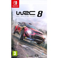 WRC 8 FIA World Rally Championship Nintendo Switch