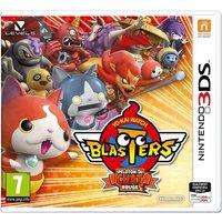 3DS - Yo-Kai Watch Blasters : Peloton du Chat Rouge /F