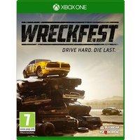Wreckfest Xbox One Game (Pre-Order Bonus)