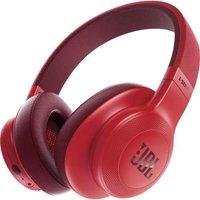 JBL E55BT - Casque Bluetooth (Over-ear, Rouge)