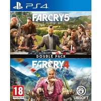 Compilation Far Cry 4 + Far Cry 5 PS4