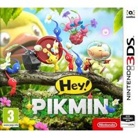 Hey ! Pikmin Nintendo 3DS