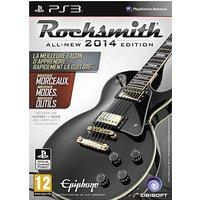Rocksmith 2014 + C�ble PS3 - PlayStation 3