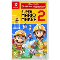 Switch - Super Mario Maker 2 : Édition Limitée /F