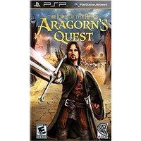 Le Seigneur des Anneaux : La Qu�te d'Aragorn - PSP