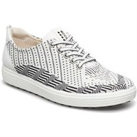 Ecco Ladies Knitted Casual Hybrid Golf Shoes